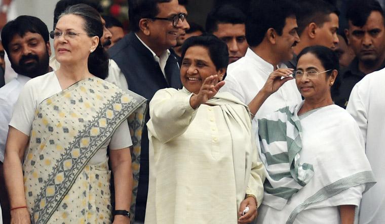 Mamata Sonia Mayawati