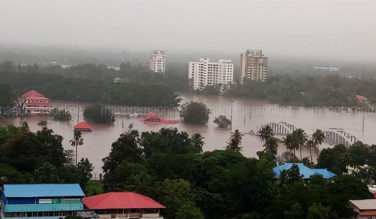 A view of Aluva in Kochi | Manorama