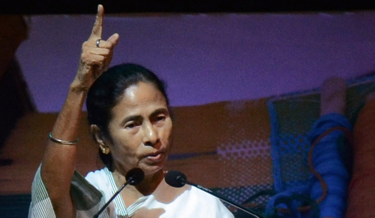 Trinamool Congress supremo and West Bengal Chief Minister Mamata Banerjee | PTI