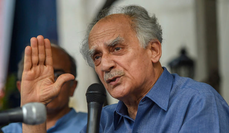 Former Union minister Arun Shourie | PTI