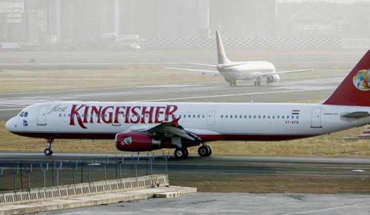 [FILE] A Kingfisher Airlines flight | Reuters