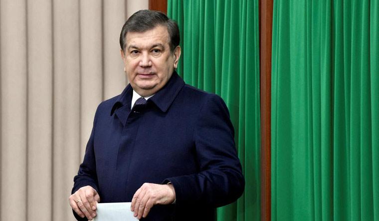 Uzbekistan President Shavkat Mirziyoyev | Reuters