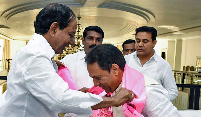 Muslim and BC voters to decide the outcome of Telangana