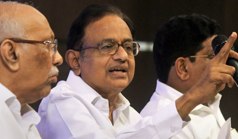 P. Chidambaram questioned PM Modi why present Dispensation did not recall Bad Loans