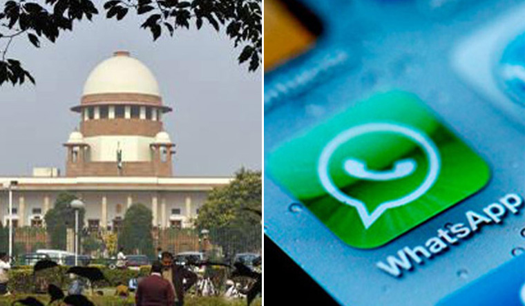 Is this some kind of a joke, asks SC on trial through WhatsApp