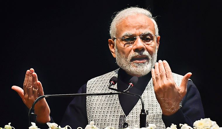 PM Modi: Decision on Ram temple construction after end of judicial process