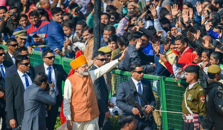Modi R-day PTI