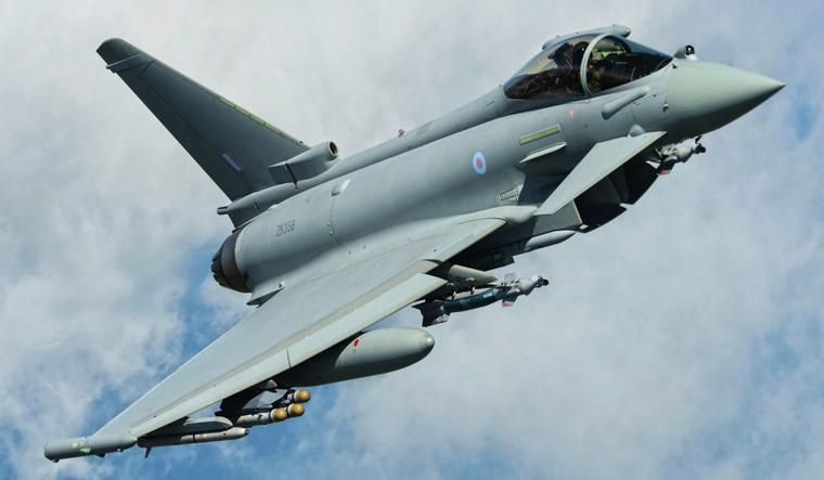 Eurofighter rep
