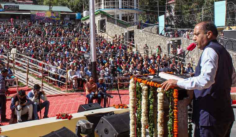 Himachal bypolls: Voting for two assembly seats to be held tomorrow