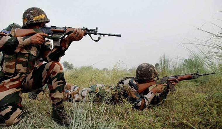 Five Pakistani soldiers killed in Indian retaliatory firing along the LoC