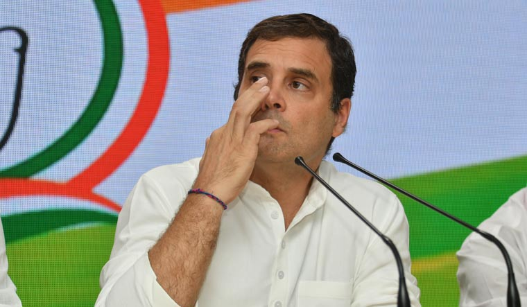 BJP seeks Rahul Gandhi's apology after SC clean chit on Rafale deal