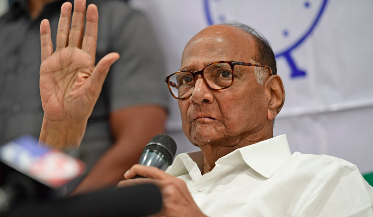 'He is immature, we don't give any importance to what he says': Sharad Pawar on his grand-nephew