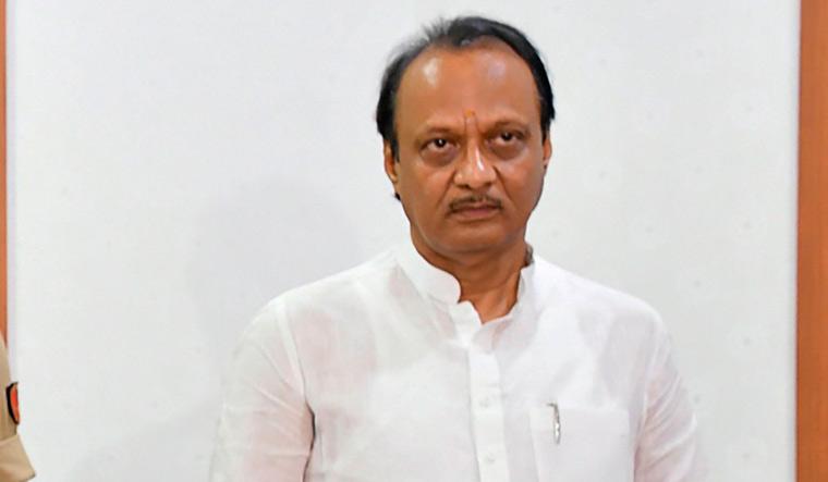 Maharashtra political drama: Ajit Pawar returns home