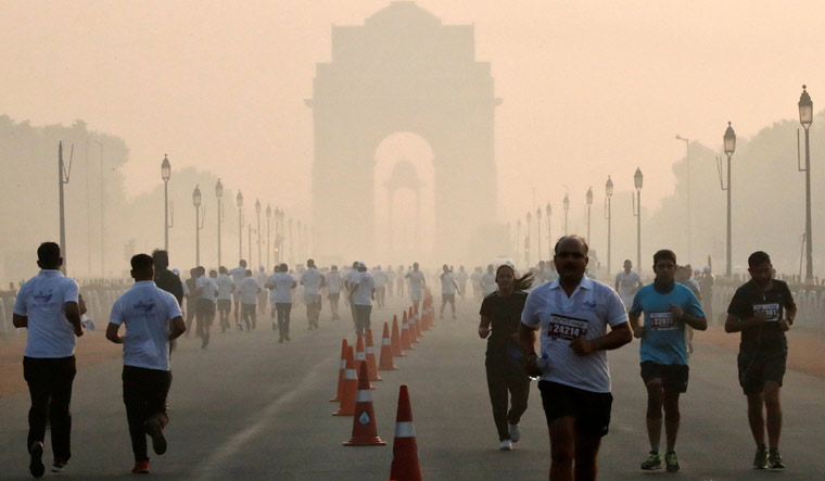 Delhi air quality improves due to increase in wind speed