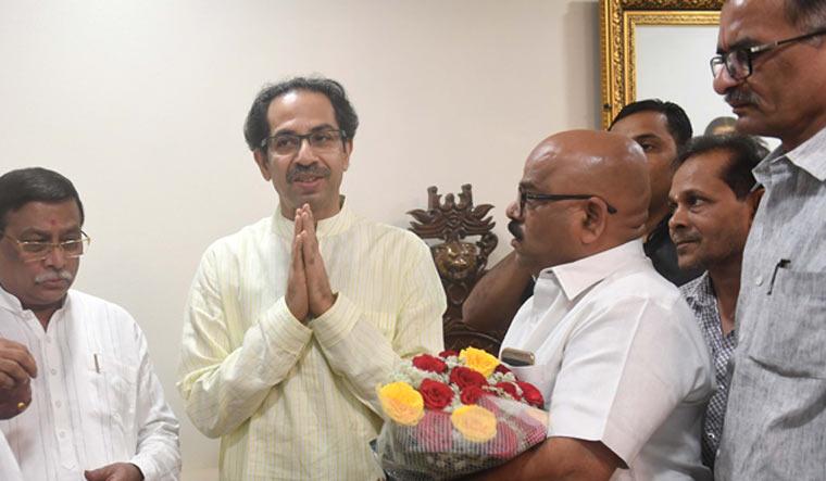 Uddhav Matoshree Janak Bhat