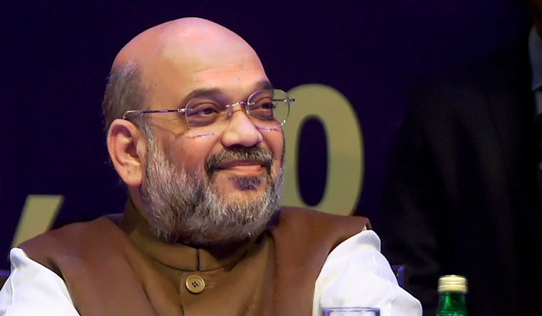 Union Home Minister Amit Shah | PTI