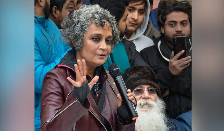 Arundhati-Roy-anti-NRC-PTI