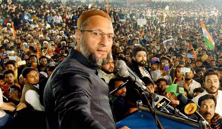 AIMIM president Asaduddin Owaisi | PTI