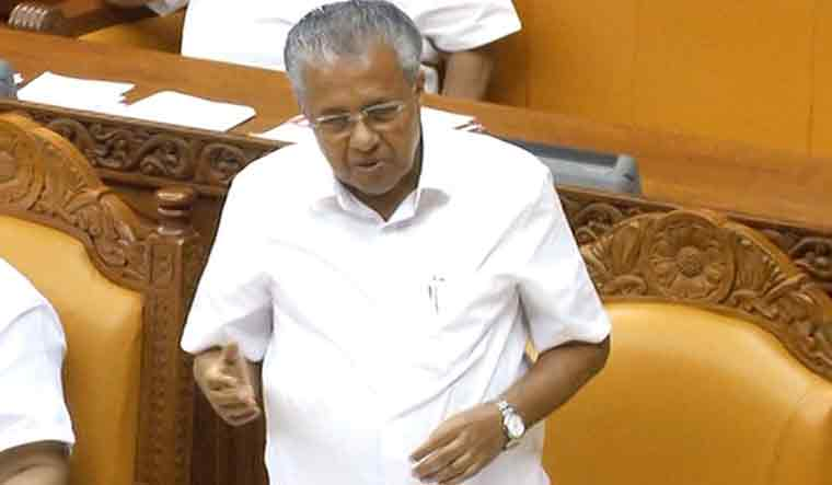 Elephant death: Kerala CM rues 'campaign against state', 'bigotry and hate'
