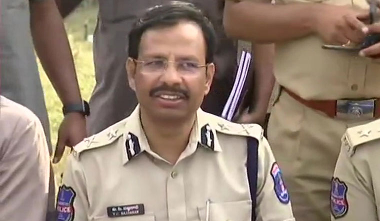 Image result for Accused Snatched Weapons and Fired: Hyderabad Encounter