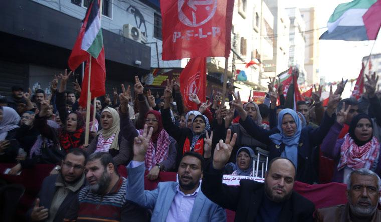 Palestinians  PFLP