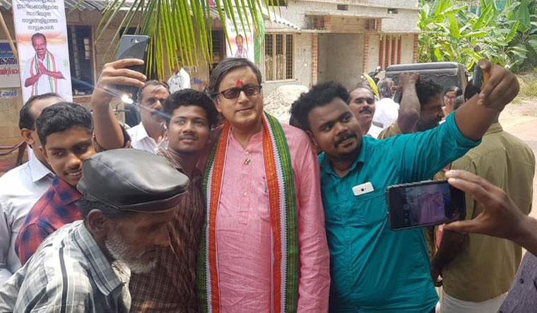 Amid Sabarimala ripples, can Tharoor expect hat-trick in