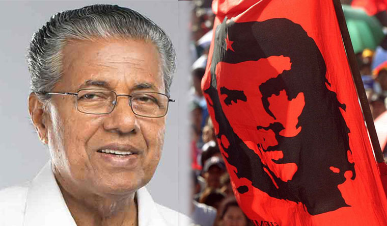 It's OK to wave Che Guevara flags, but not at govt functions: Kerala CM chides CPI(M) men