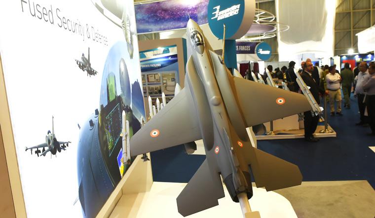 F-21 Bhanu Aero India