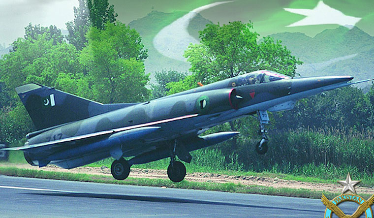 Mirage 2000 is IAF's warhorse, but Pakistan has an older