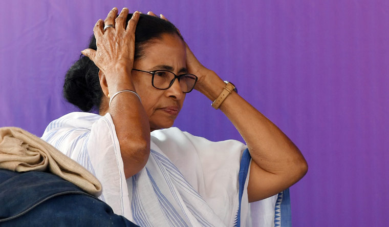 Trinamool Congress supremo and West Bengal Chief Minister Mamata Banerjee | Salil Bera
