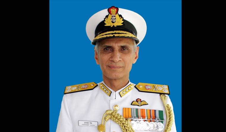 Vice Admiral Karambir Singh is new Chief of Naval Staff