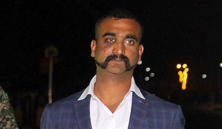 Abhinandan Varthaman to get Bhagwan Mahavir Ahimsa Puraskar