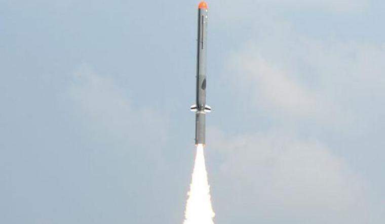 Nirbhay missile