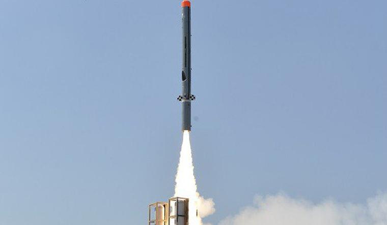 Nirbhay missile launch Piyush Goyal Twitter
