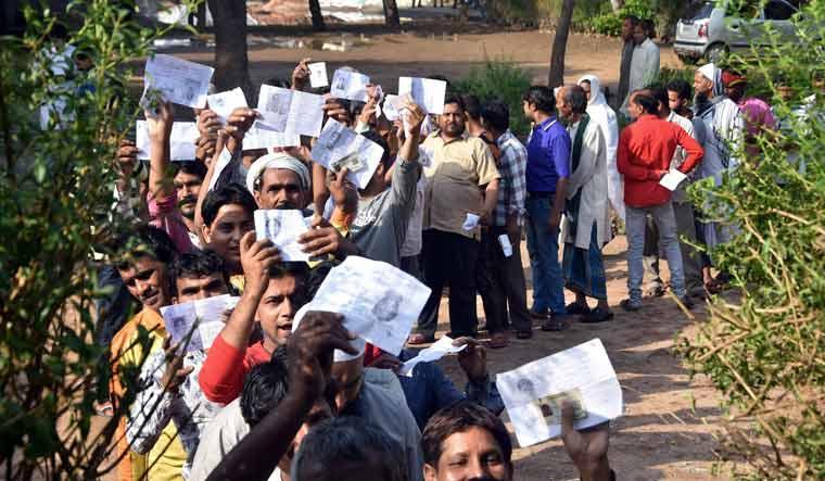 Voters Mathura
