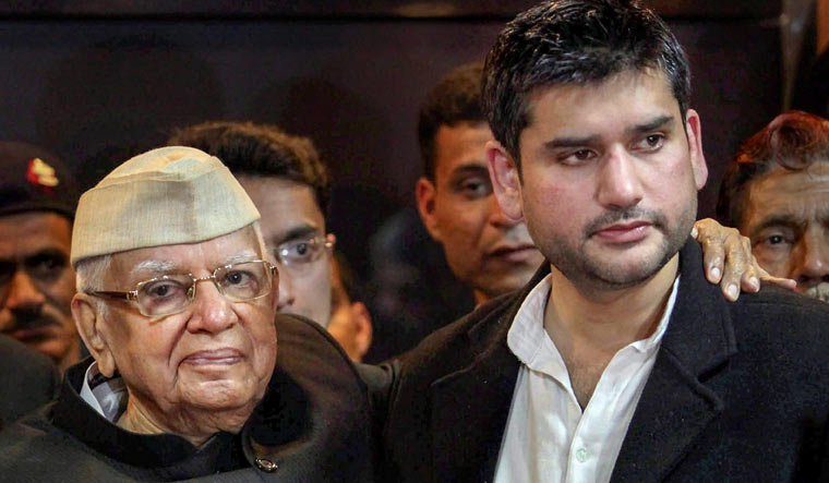 Fresh twist in Rohit Tiwari death case as police detain his wife Apoorva