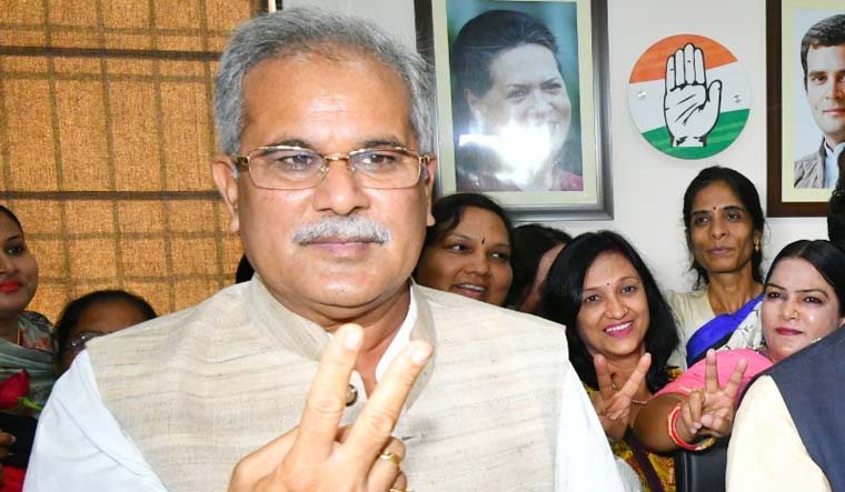 BJP had no one with 'clean image' to field from Bhopal: Chhattisgarh CM