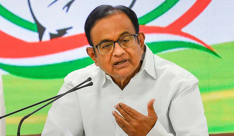 India must change its behaviour towards Pakistan: Chidambaram