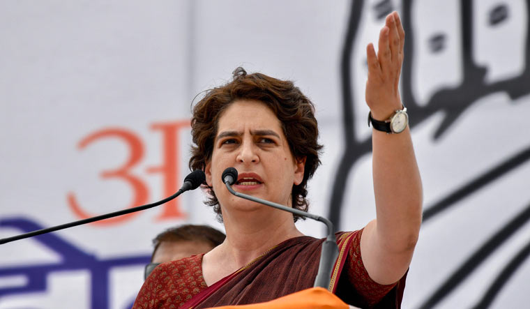 Priyanka Gandhi to take on Narendra Modi in Varanasi?
