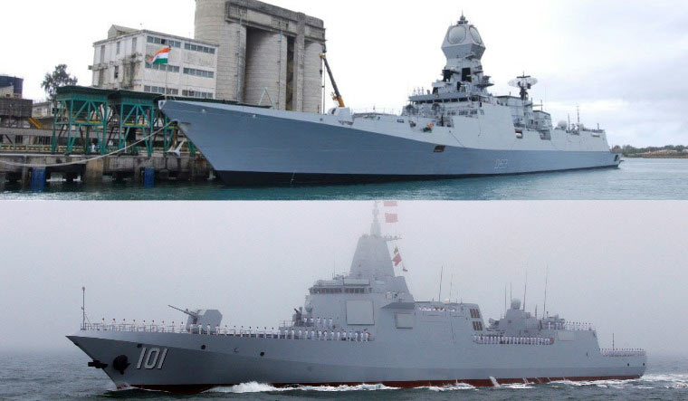 Should the Indian Navy worry about China's new warship? - The Week