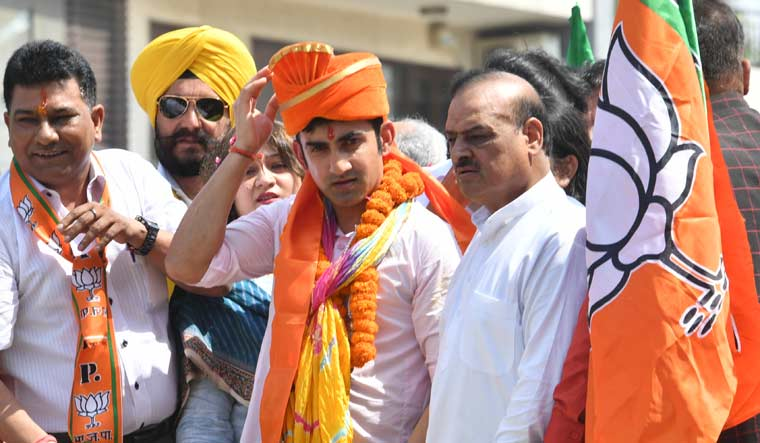 Gautam Gambhir richest among LS candidates in Delhi