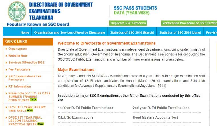 Telangana Inter Results crisis: TSBSE website receives 36,508 re-evaluation applications