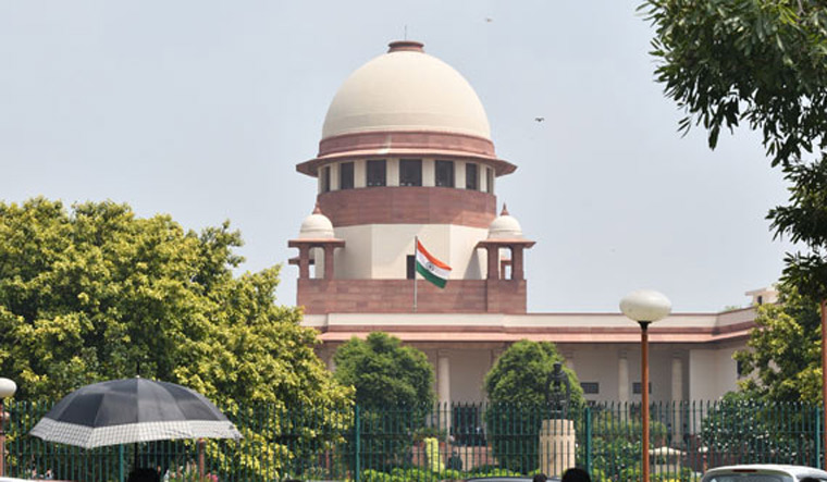 [File] Supreme Court of India | Sanjay Ahlawat