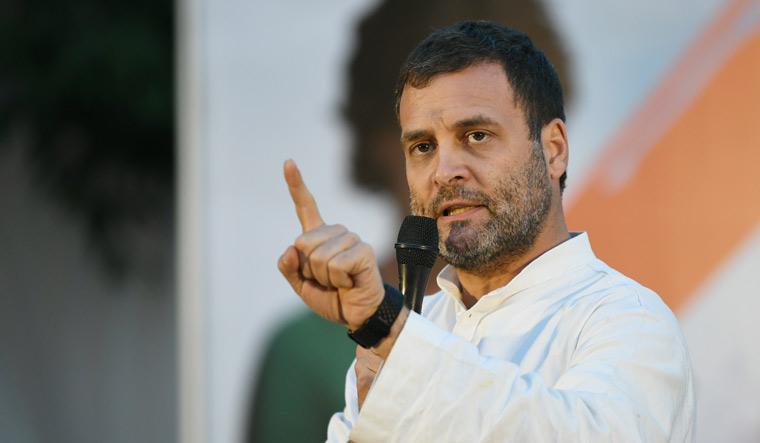 'Scared of debating me on corruption?' Rahul asks Modi