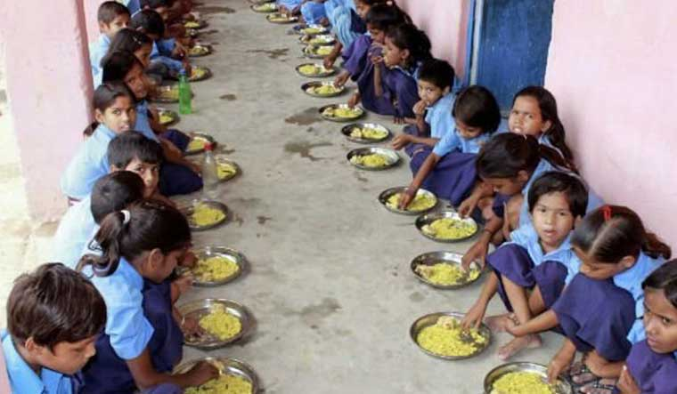 While India enjoys the status of a food-surplus country, one in every three children in India are still malnourished | PTI