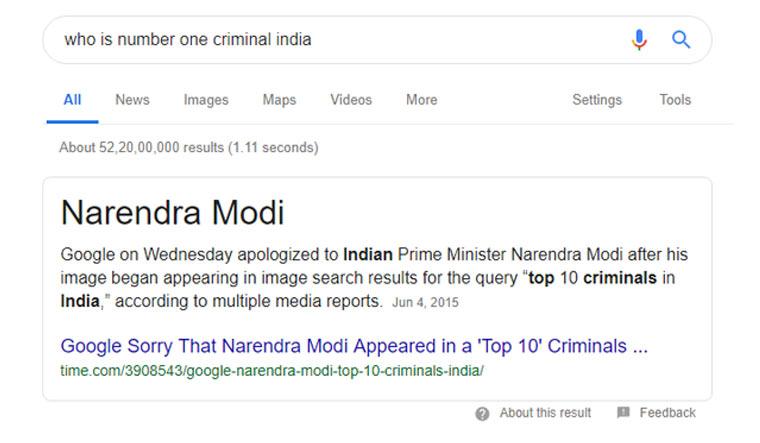 Modi-top-criminal-google-search-results