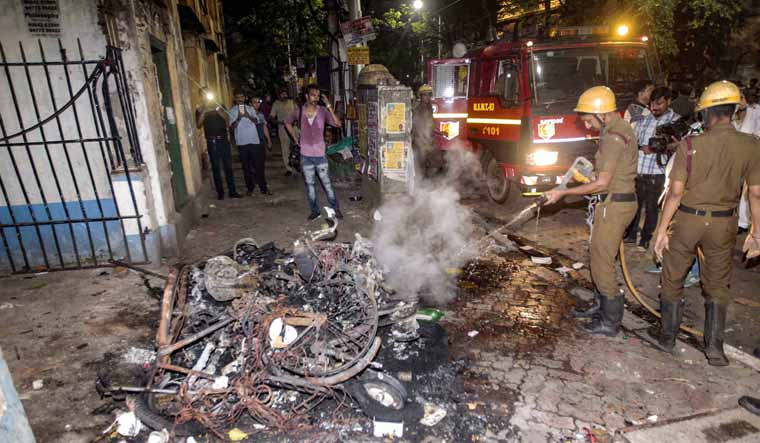 TMC seeks meeting with EC in aftermath of Shah roadshow violence