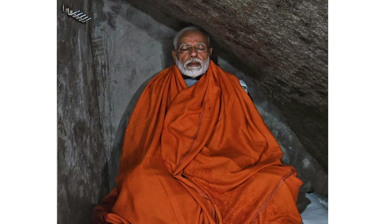 Kedarnath cave where Modi meditated equipped with WiFi, telephone, toilet