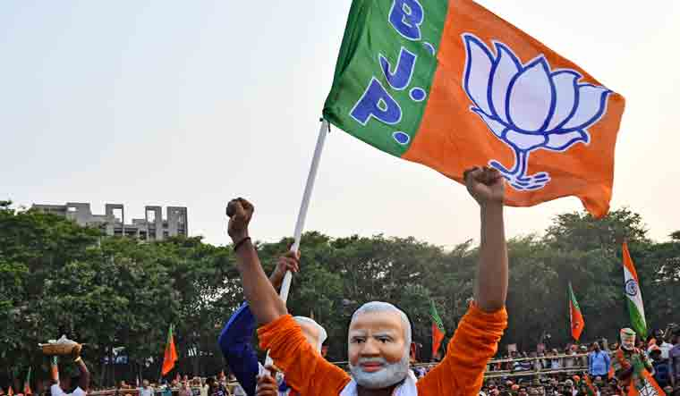 BJP gears up for another membership drive