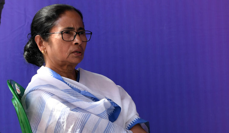 [File] West Bengal Chief Minister Mamata Banerjee  | PTI
